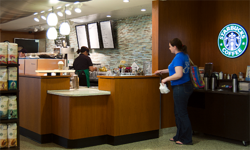 Student Center Starbucks