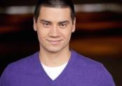Matt Glassner headshot - alumni theatre and dance