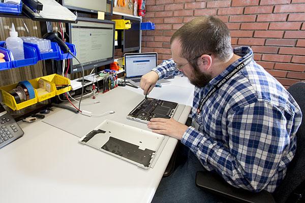 Hardware Repair   Ball State University