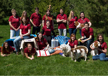 Strengthening Opinions about Animal Responsibility Seminar Class Photo
