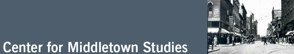 Middletown Studies Banner Image
