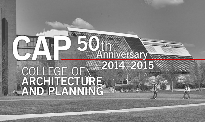 CAP 50th Anniversary 2014-2015