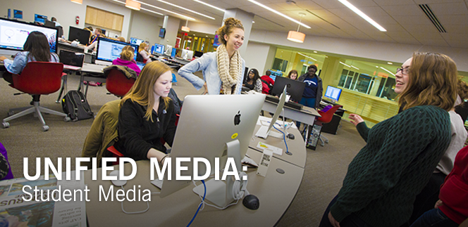 Unified Media Student Media