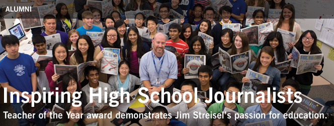 Inspiring High School Journalists