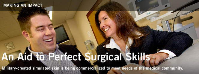An Aid to Perfect Surgical Skills