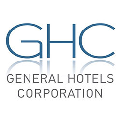 General Hotels Corporation logo