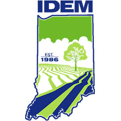 Indiana Department of Environmental Management Logo