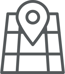 map grid icon