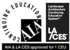 AIA and LA CES approved for 1 CEU