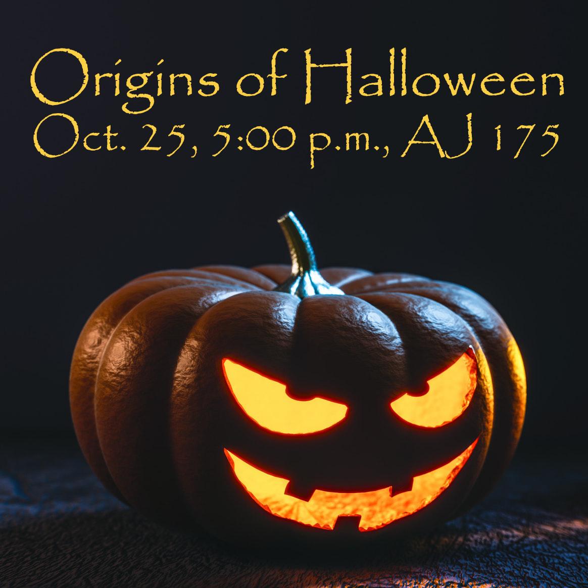 Origins of Halloween | Ball State University