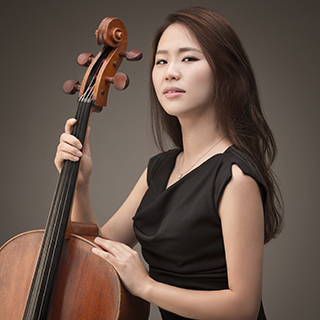 Cellist Grace Park