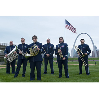 Airlifter Brass of the US Air Force Band of Mid-America