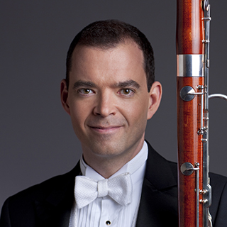 Bassoonist William Buchman