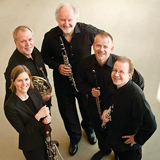 The Berlin Philharmonic Wind Quintet