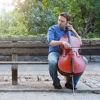 cellist Nicholas Finch