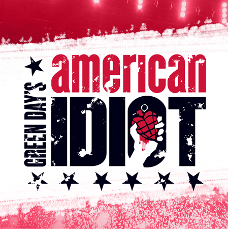 Green Day's American Idiot Logo