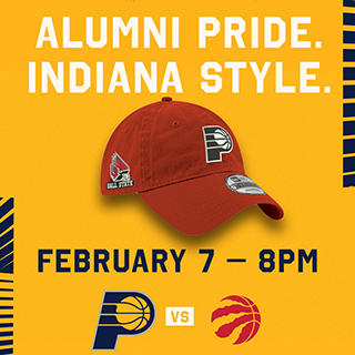 Pacers Hat Night graphic