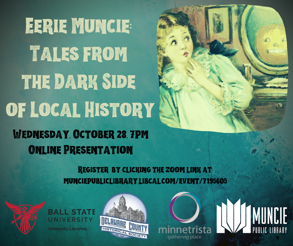 Eerie Muncie: Tales from the Dark Side of Local History