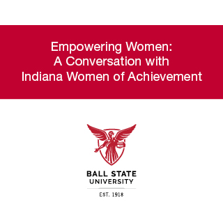 Indiana Women Achievement logo