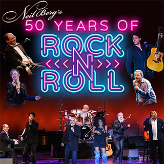 50 Years of Rock and Roll