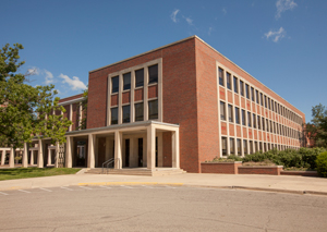 Arts and Communications Building