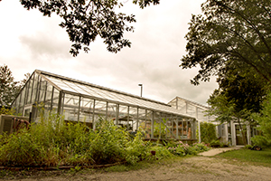 Teaching and Research Greenhouse