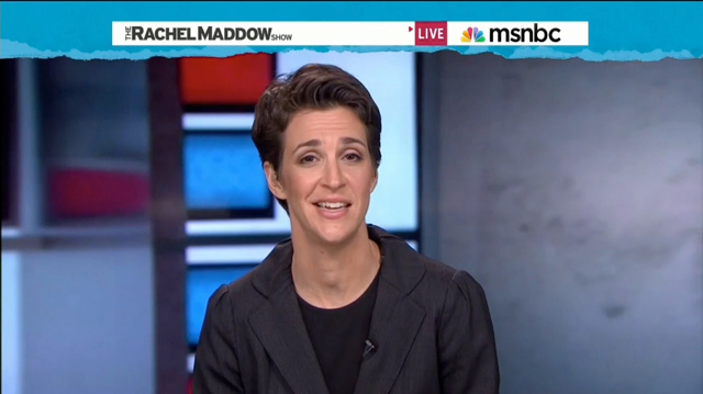 The Rachel Maddow Show Broadcast from Ball State