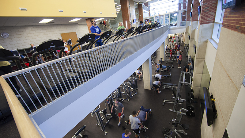 Student Recreation and Wellness Center 2
