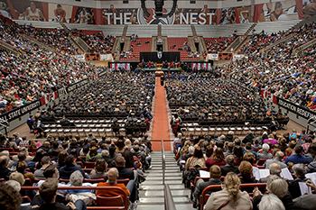 Fall Commencement image