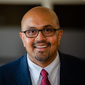 Dr. Anand R. Marri, Ball State's next Dean of Teachers College